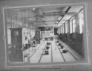 28. Машинный зал электротехнической лаборатории