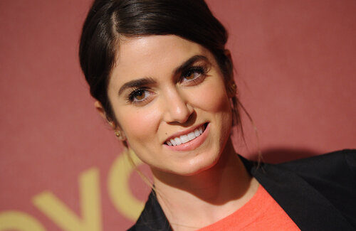 QVC 5th Annual Red Carpet Style Event. Four Seasons Hotel, Los Angeles, California. February 28, 2014. Job: 140228A1. (Photo by Axelle Woussen/Bauer-Griffin)  Pictured: Nikki Reed.
