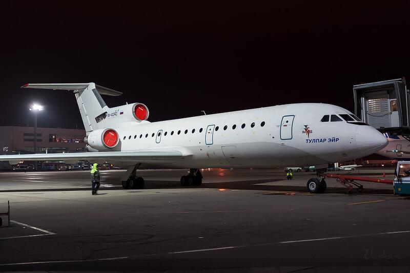 Яковлев Як-42Д (RA-42340) Тулпар Эйр D707931