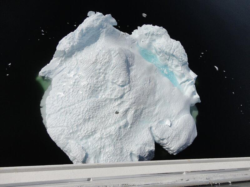 Антарктида - попытка высадки