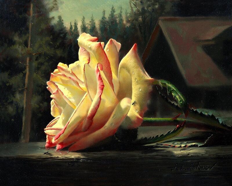 Алексей Антонов (Alexei Antonov) (b. 1957)