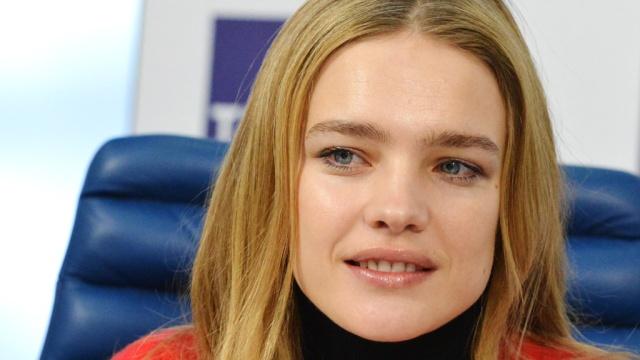 Наталья Водянова помирилась с кафе «Фламинго»