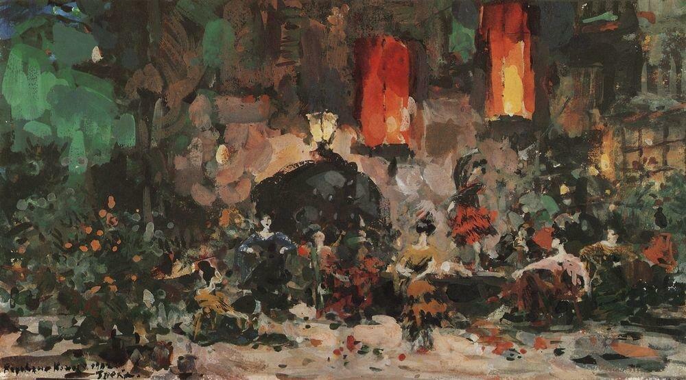 Испанский кабачок. 1902.jpg