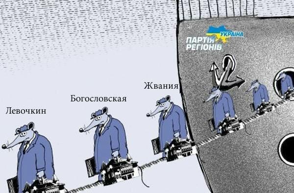 """В знак протеста против """"чисток"""" Левочкина выходит из партии - Цензор.НЕТ 2687"""