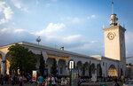 Ж/д вокзал Симферополя
