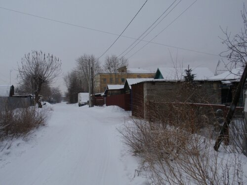 Улица Карабанова, Челябинск