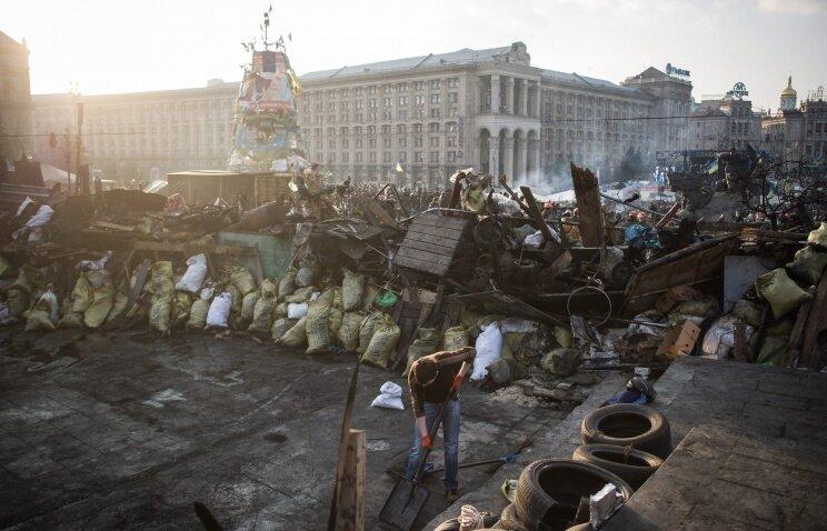 Ситуация на Украине. Хроника событий. 22 февраля