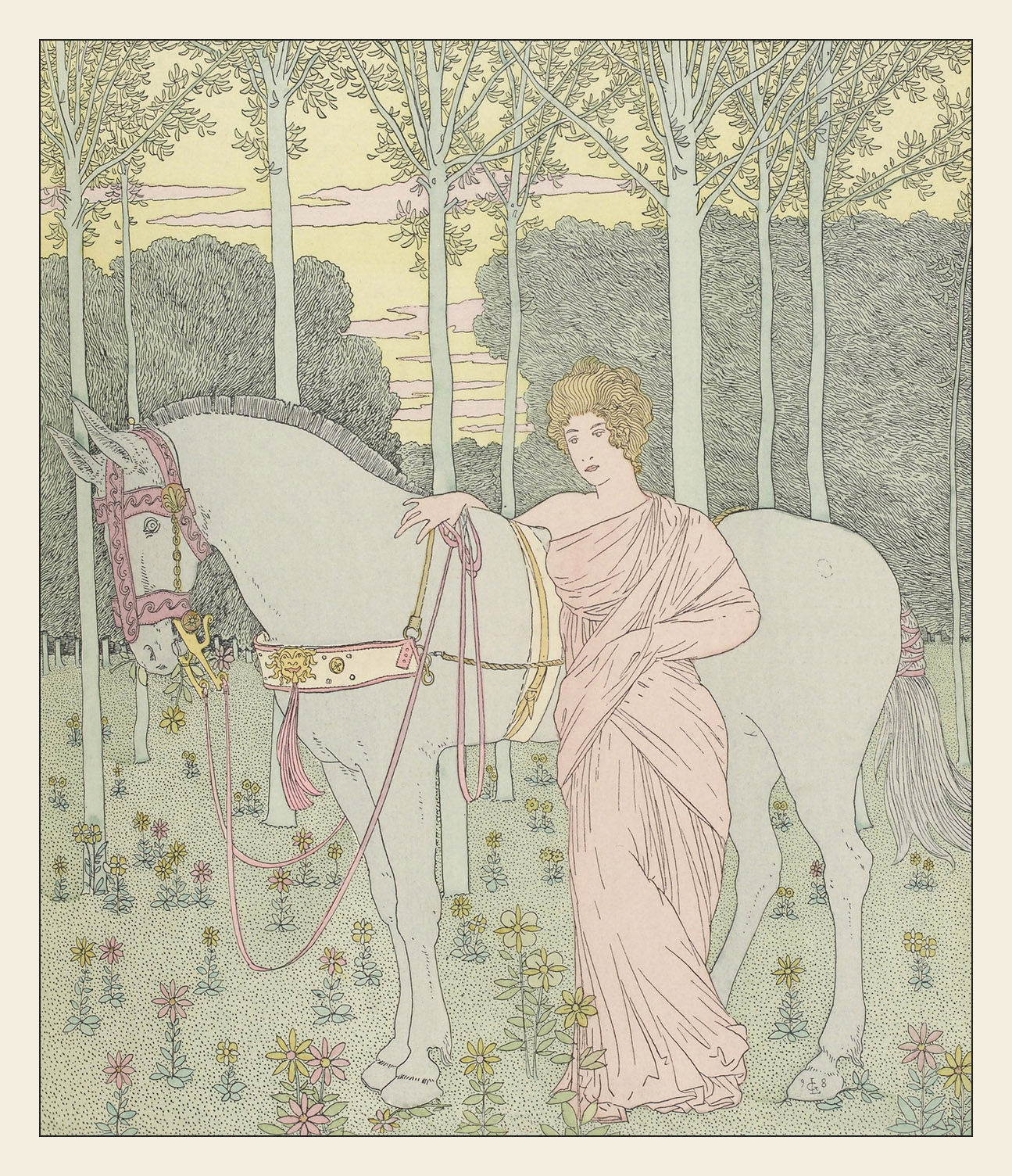 Gaston de Latenay, Nausikaa