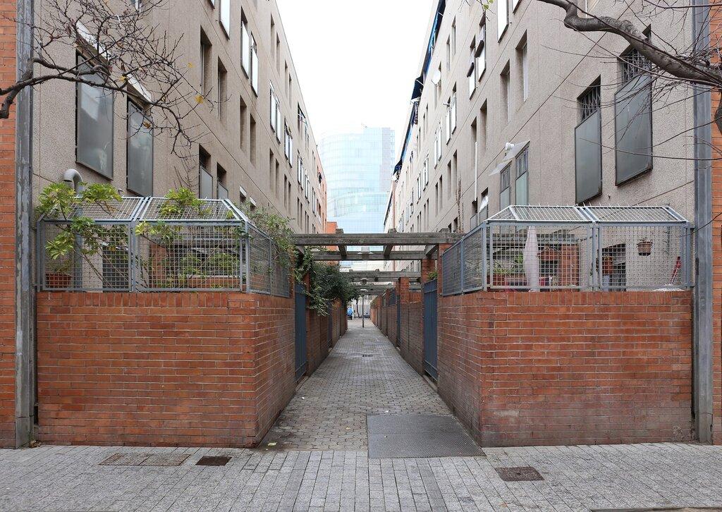 Barcelona. Кампус де Мар. Campus de Mar