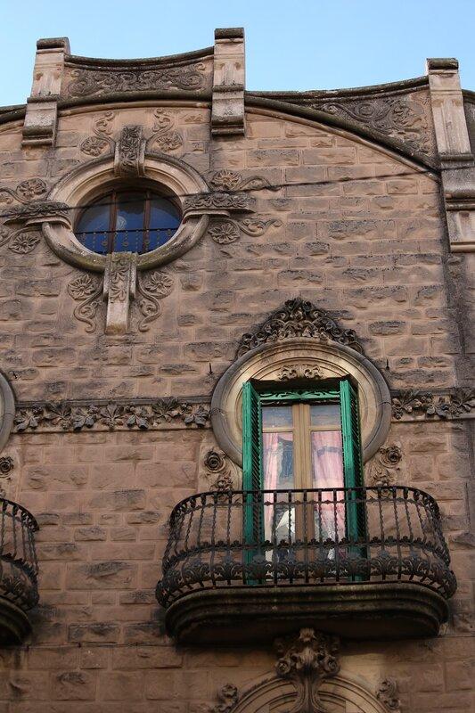 Реус. Маршрут модерна.  Каса Грау Casa Grau