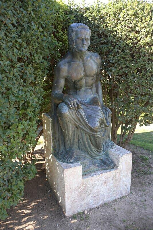 Tarrgona, Monument to Wagner