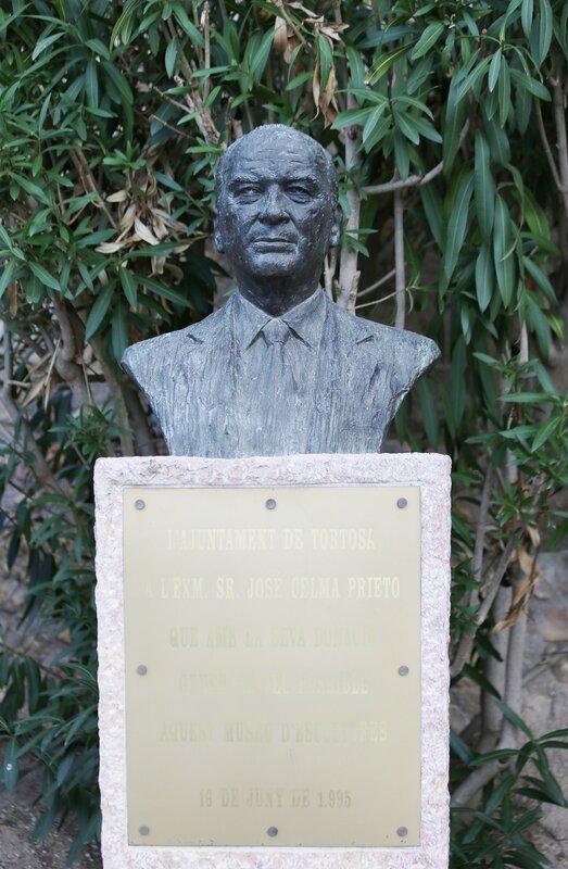 Tortosa. The Garden Of The Prince. Jardins del Princep. Jose Prieto Selma (Selma Jose Prieto)
