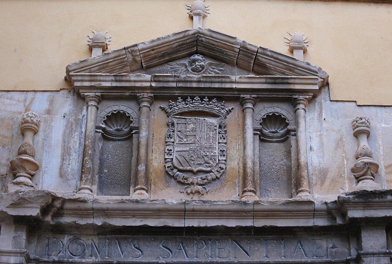 Tortosa. The College of St. George and St. Domenica (Col·legi de Sant Jordi i Sant Domènec de. Tortosa)