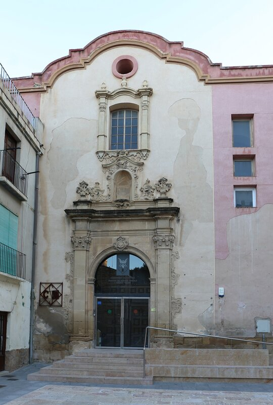 Тортоса, Церквовь монастыря Сан Хунан. Església i convent de Sant Joan. Tortosa