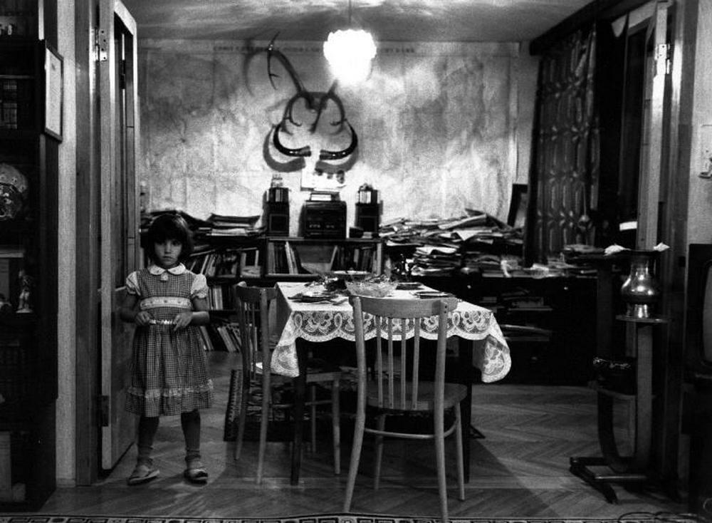 Вечер в доме Зураба Церетели, 1990