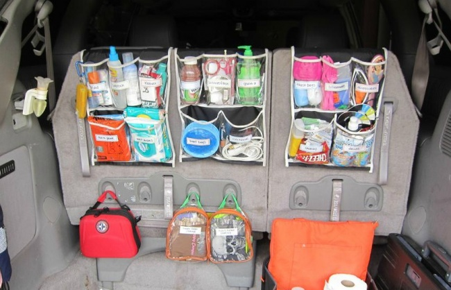 Пластиковые кармашки для хранения принадлежностей для душа отлично подойдут для организации внутренн