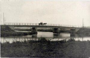 Дубно. Мост через реку Ирва