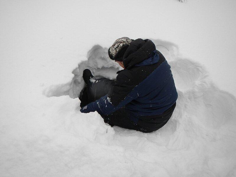 Раскапывание колодца под землю