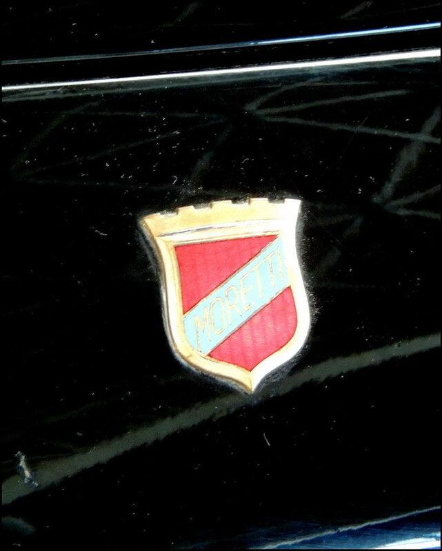 Autoworld 8410 Moretti 750 Grand Sport Berlinetta 1954
