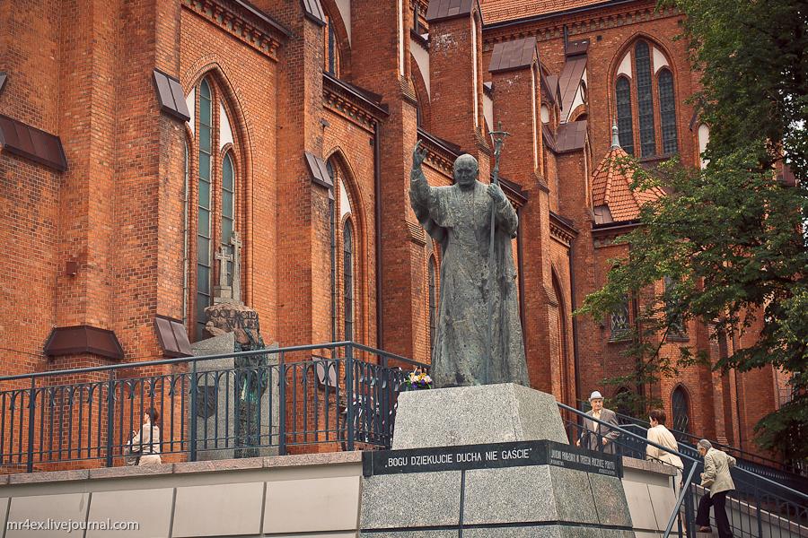 Белосток, Польша, Białystok, Старый город Белостока, Кафедральный собор в Белостоке