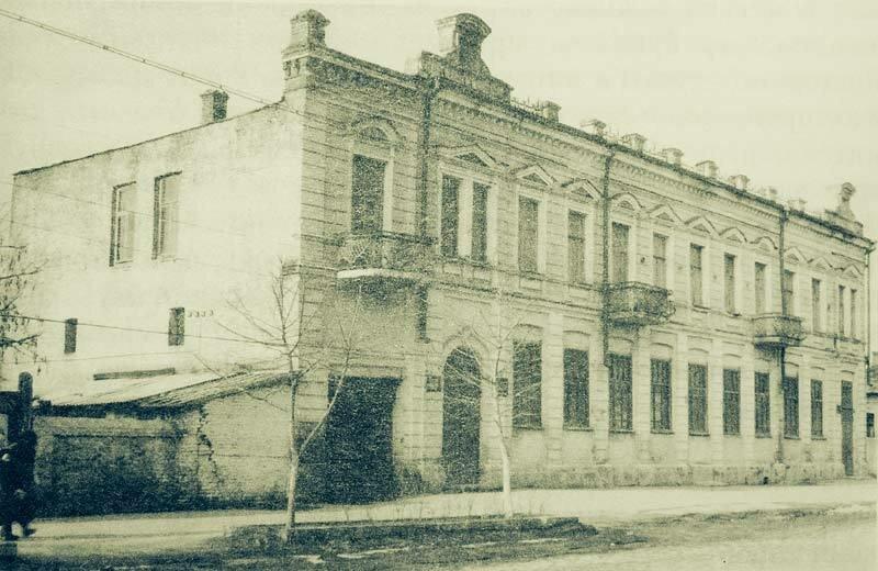 бывшие номера Вейнбаума, послевоенные годы (из коллекции А.Крупенкова)