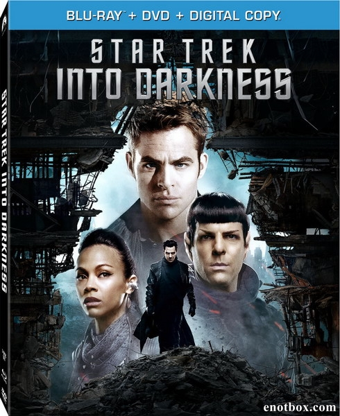 Star Trek Into Darkness  Wikipedia