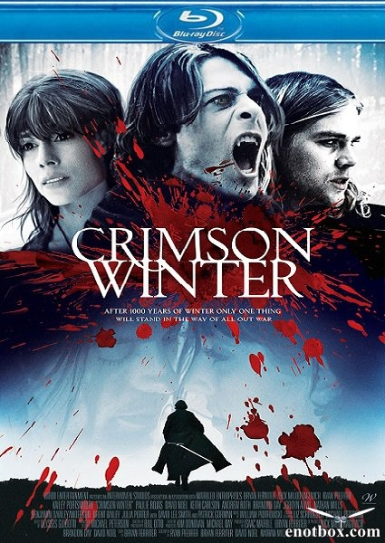 Багровая зима / Crimson Winter (2013/HDRip)