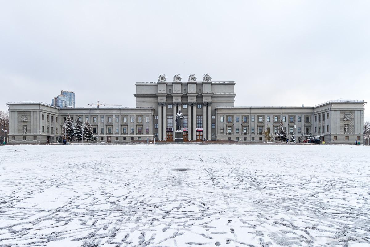 Площадь Куйбышева (Самара) фото 7