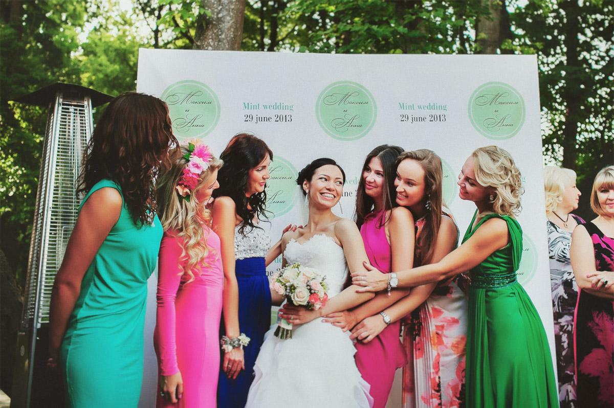 Свадьба в усадьбе, Калининград