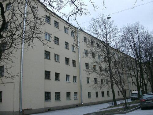 ул. Решетникова 17к3