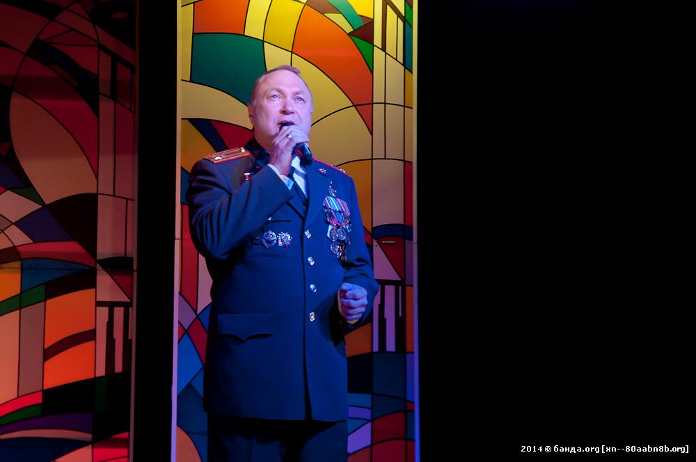 Казачий театр. Концерт. 21 февраля 2014 год