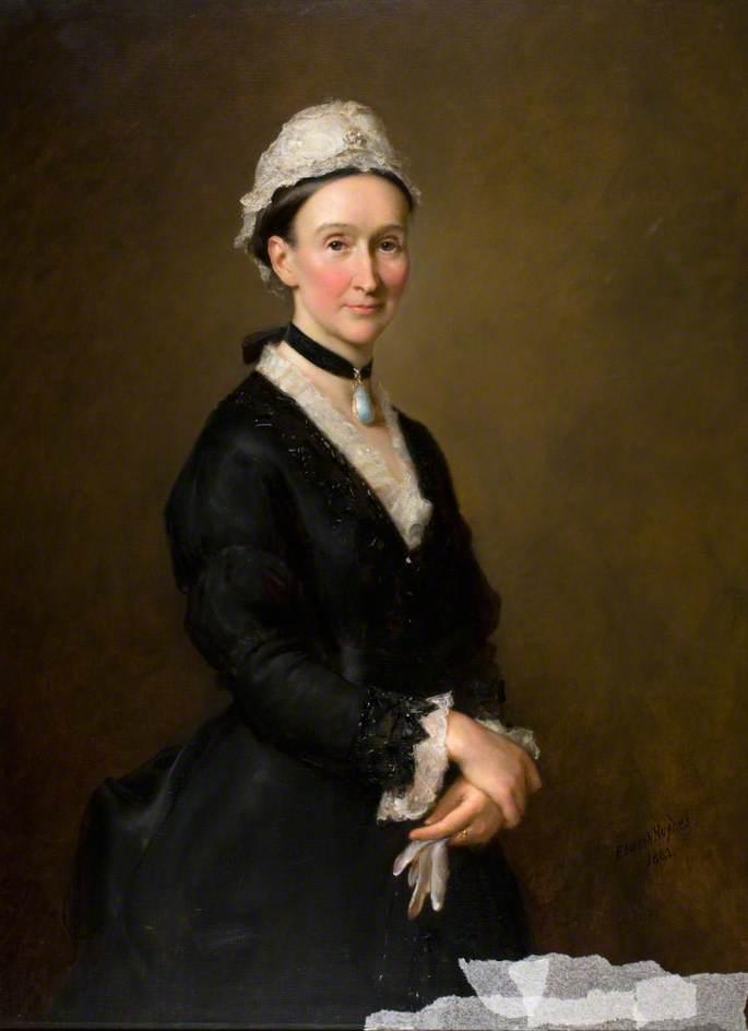 Lady Ogilvy Dalgleish of Errol Park (d.1922)