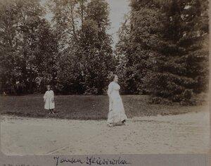 В парке. 1910
