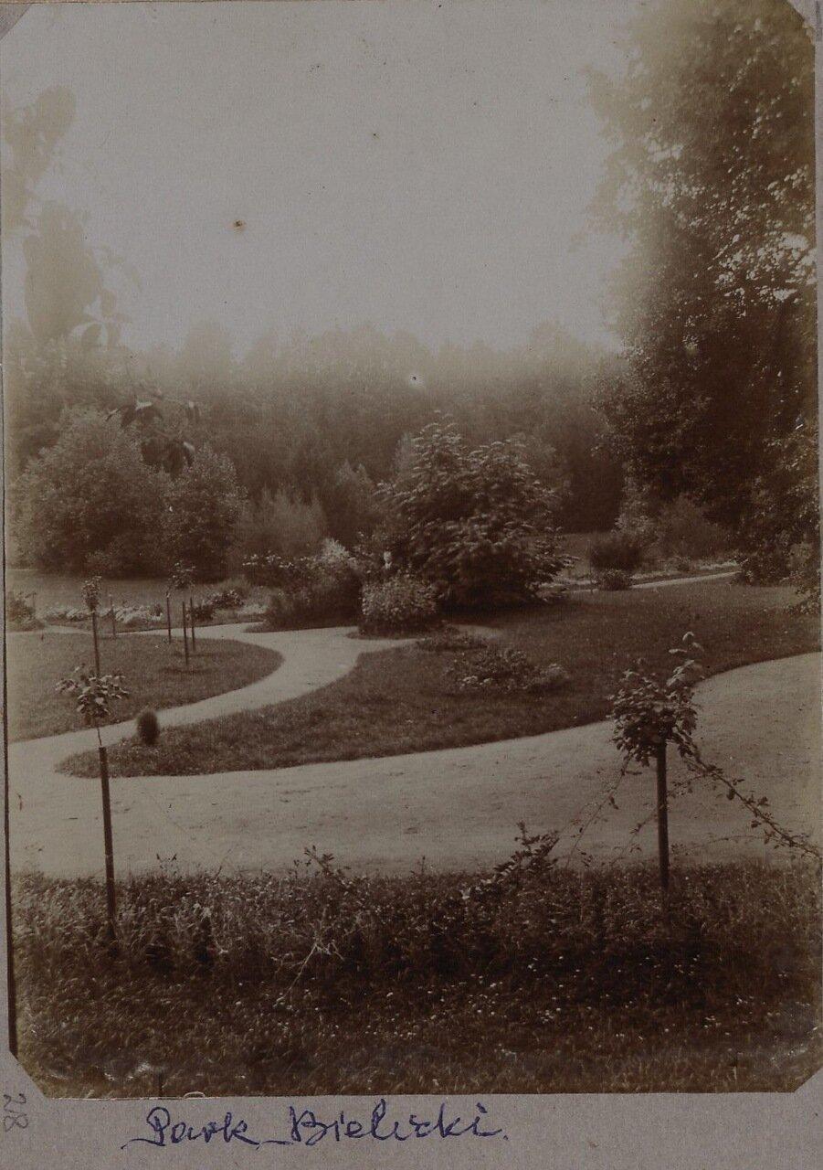 Парк.1910
