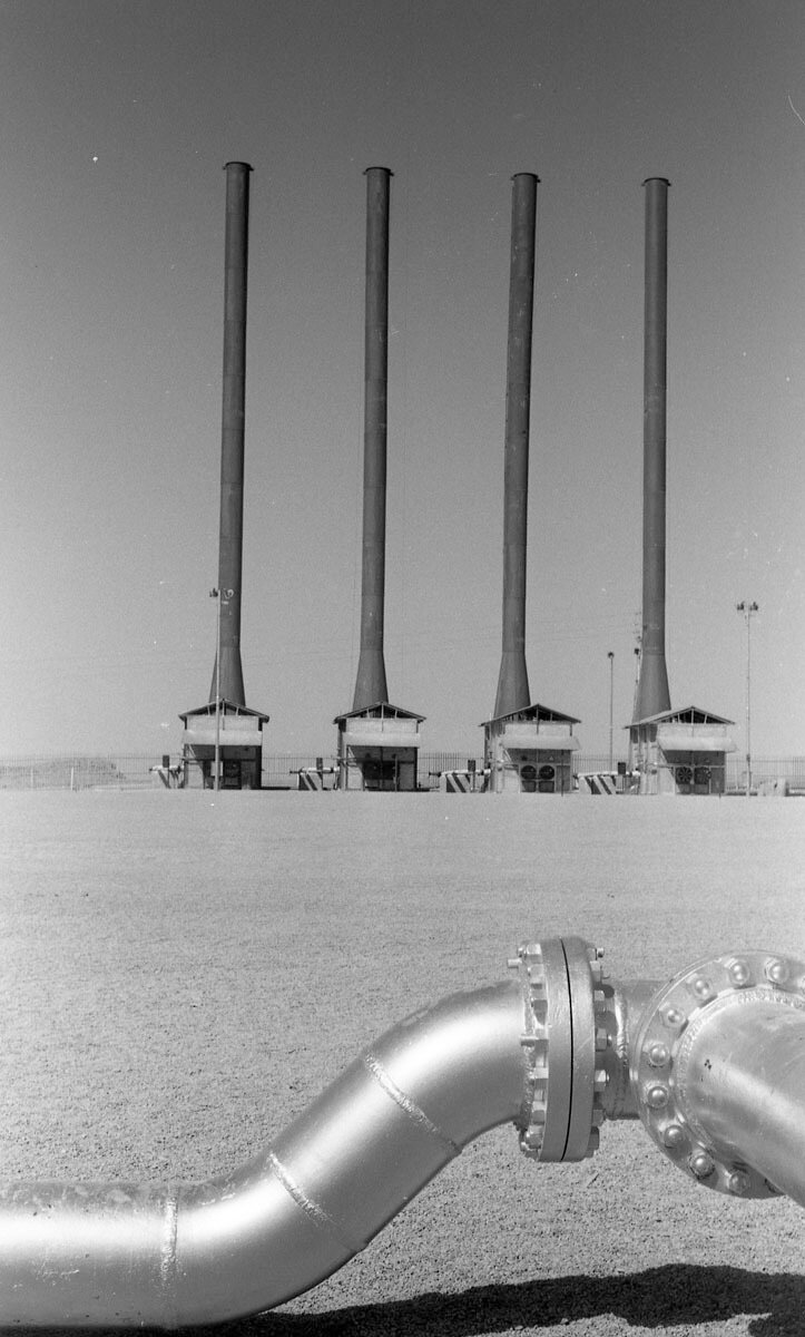 39. Нефтяная промышленность в Иране, 1958