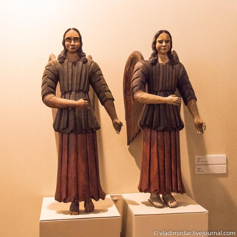 Ангелы. XIX век.