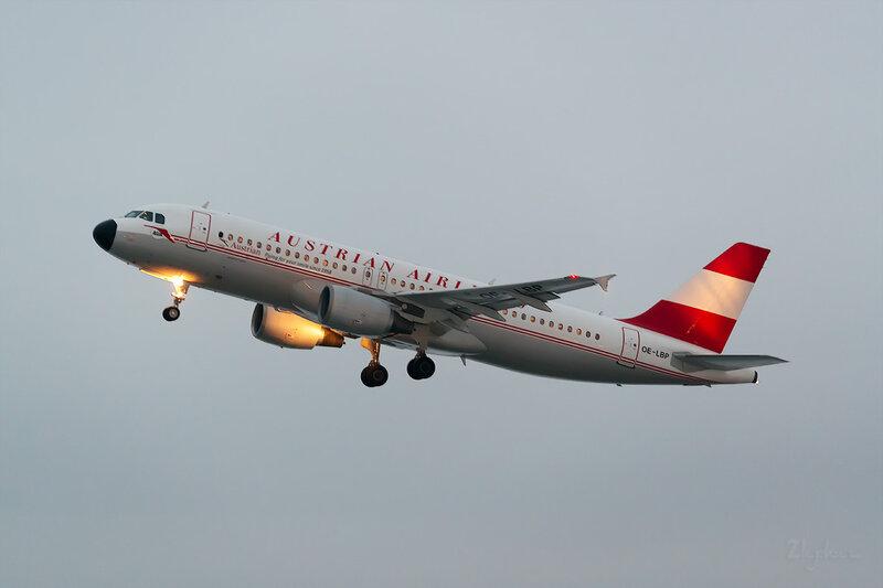 Airbus A320-214 (OE-LBP) Austrian Airlines D803574