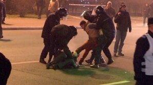 Протесты в Бухаресте: полиция применила слезоточивый газ