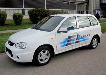 El Lada выходит в свободную продажу