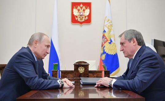 Глава «Русгидро» доложил Владимиру Путину об итогах работы компании в 2017 году
