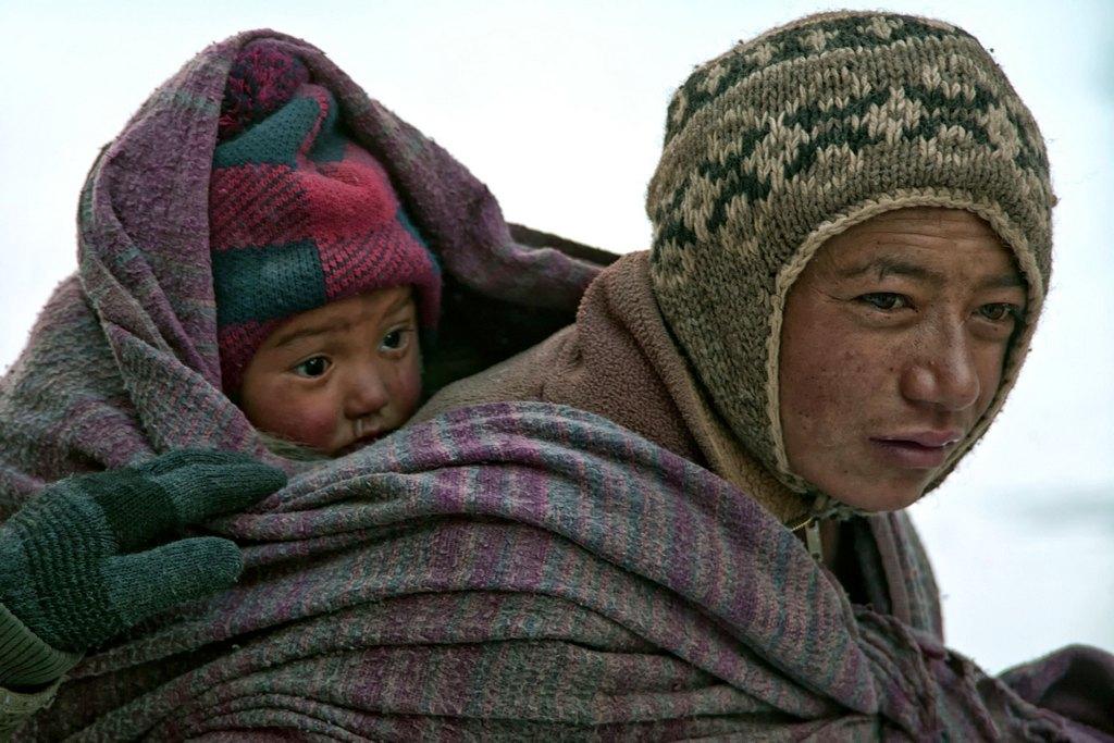 New Mothers Frozen River Trek