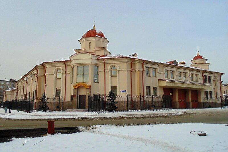 Челябинское Епархиальное управление