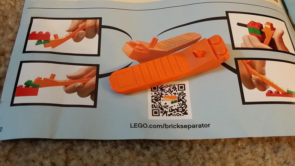 Идеальный подарок для ребенка играющего в ЛЕГО