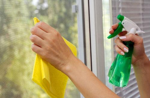 Правильный уход за пластиковыми окнами - гарантия их долгой эксплуатации