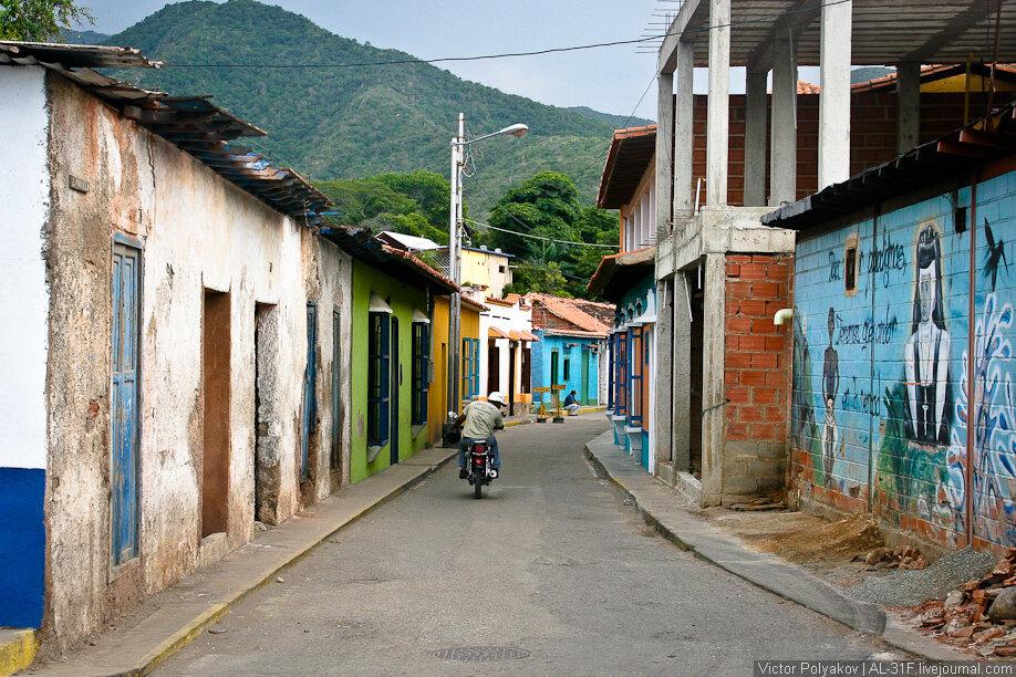 Венесуэла. Чорони