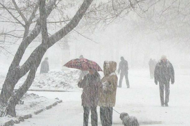 В Україні буде справжня зима зі снігопадами та морозом