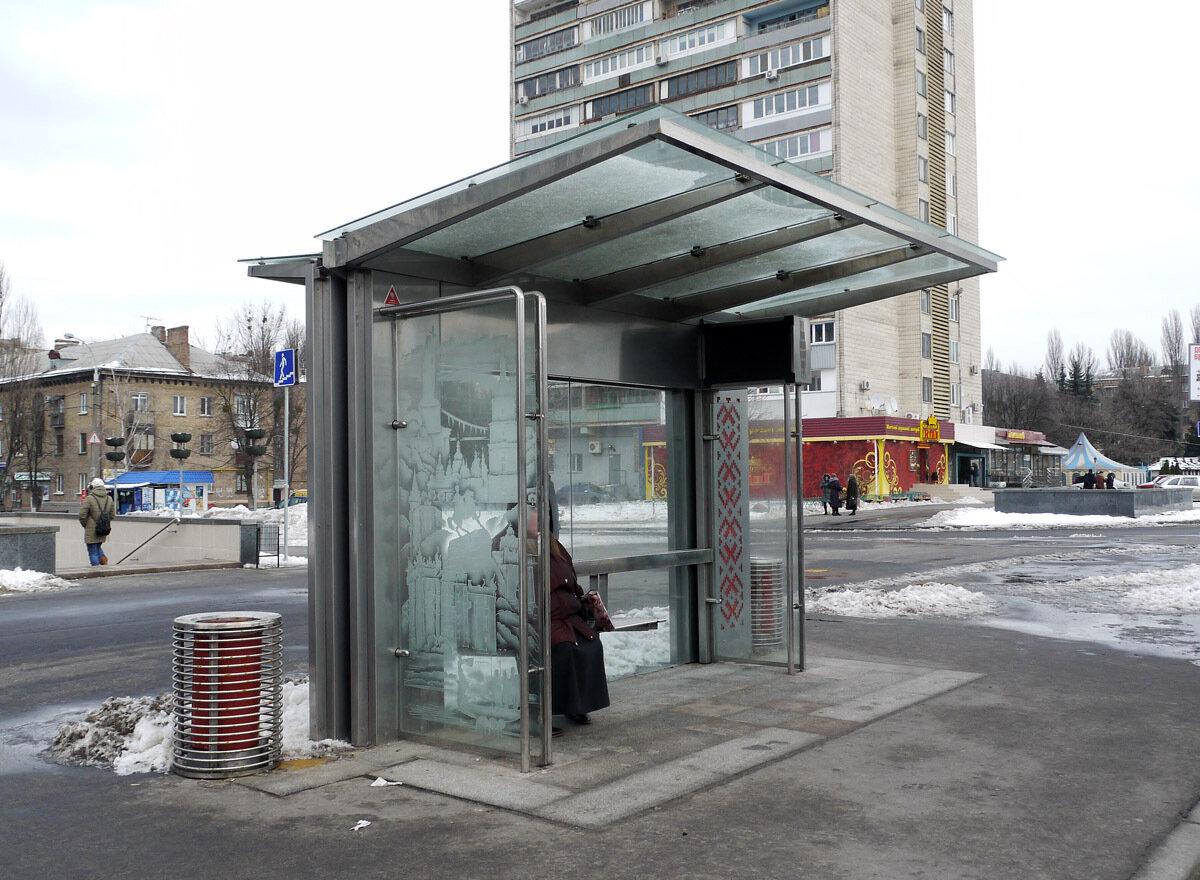 Ремонт проспекта Победы 2 (декабрь 2014)