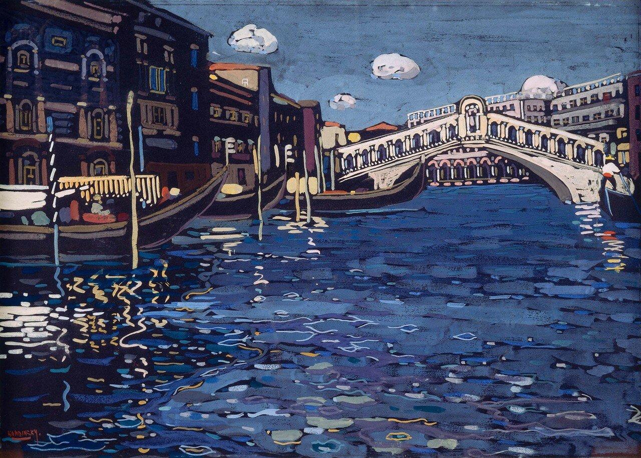 Venise n°4 (Pont du Rialto)