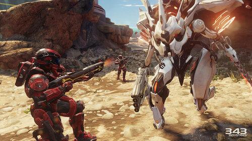 Halo 5: Guardians - Warzone - A.R.C.