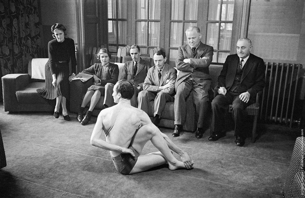 4. «Мастер-класс» образца 1940 года. Фото: Tunbridge-Sedgwick Pictorial Press/Getty Images